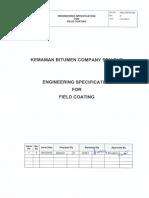 KBC-3PS-WX-002 REV 0 ES Field Coating (#8)