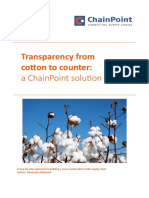 Challenges in the Cotton Supply Chain