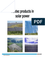 Roxtec for Solar Farms Presentation