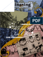 Angeles a Tale of Two Cities