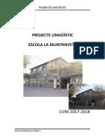 projecte lingüístic