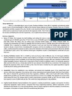 Company Analysis- NESCO Ltd