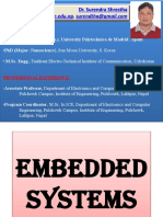 Embedded System Lecture Notes By Prof. Dr. Surendra Shrestha Sir