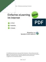 eBook - einfaches eLearning Im Internet