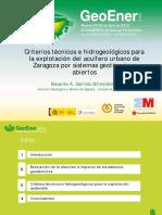 31 Criterios Tecnicos e Hidrogeologicos Geoener 2012