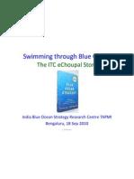 Swimming through Blue Ocean ~ ITC eChoupal Story 18 Sep 2010