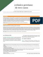 Eritema Discrómico Perstans 2016