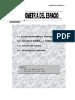 GEOMETRIA DEL ESPACIO