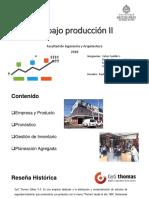 Informe de Producción II