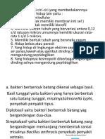 Bakteri II.A