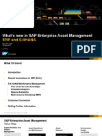 SAP Enterprise Asset Management PM Sbn 19052017
