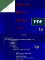 Introduccion Pagina Web
