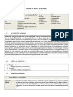 Informe Alejandra Zapata