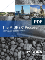 Midrex Process Brochure Dec 12
