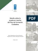 Estudio Puesta en Marcha Del Plan de Formación Ciudadana_Informe