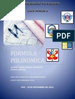 Monografia de Formula Polinomica