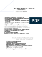 teme licenta DREPT Universitatea din Sibiu