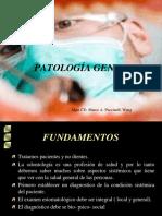 Fundamentos de Patología