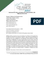 CILAMCE2015-0225