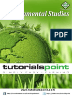 Environmental Studies Tutorial