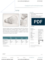 Lighting Science Definity - Dfn a19 Sheet