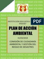 Plan de Acción Ambiental - 2018