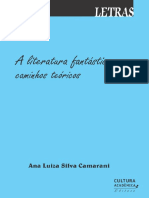 A literatura fantástica - caminhos teóricos - Ana Luiza Silva Camarani.pdf
