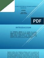 Instalaciones Eléctricas Domiciliarios y Edificos