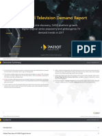 Parrot Analytics - The Global TV Demand Report 2017
