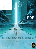 Mountains of Madness Rulebook