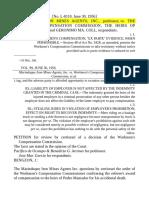 Marinduque v. Workmen's