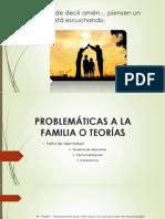 Asesoramiento Pastoral Problemática Familiar