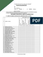 Evaluacion i Unidad - 2018