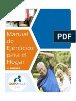 Manual Ejercicio Fisico Gerosalud Version 1
