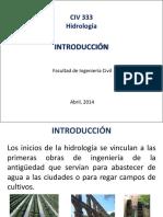 1 Civ 333 Introduccion