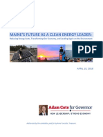 Cote-Maine's Clean Energy Future
