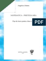 Angelica Manea-Matematica, prietena mea. Fise de lucru - Clasa 2.pdf