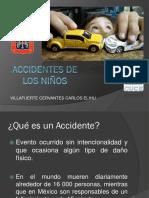 Accidentes de los niños
