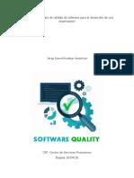 Modelos de Calidad de Software Rap 2