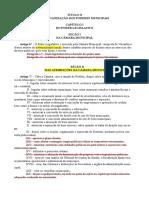 Lei Organica Pederneiras Emendada 6 Ao 56