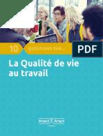 10questions Sur La Qualite de Vie Au Travail 2016