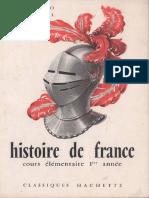 Bonifacio Marechal Histoire de France