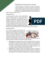Estrategias de Enseñanza en Las Ciencias Sociales y Naturales