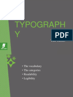 Basic Typography Win