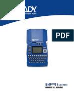 BMP51 User Manual ES