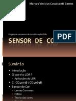 Sensor de Cor