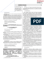RESOLUCIÓN DIRECTORAL Nº 0016-2018-MINAGRI-SENASA-DSA