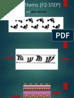 Frieze Patterns (F2-STEP)