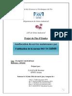 Amelioration du service mainte - LAAZAAR Kaoutar_811.pdf