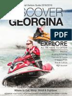 Discover Georgina Tourism Guide 2018